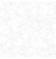 Abstract flower white texture background vector