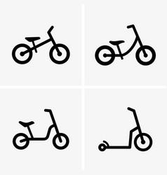 Runbikes vector