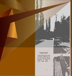 Creative 1 vector image