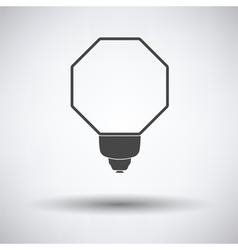 Icon of portable fashion flash vector image