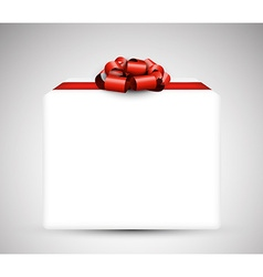 3d gift box vector image