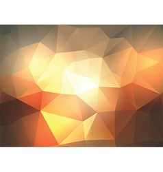 abstract polygon background 2402 vector image