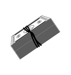 Money billets cash vector