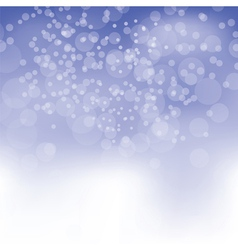 snow background vector image vector image