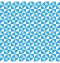 Pattern with small triangles vector