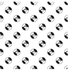 vinyl pattern vector image