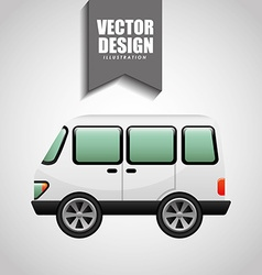 Car icon design vector