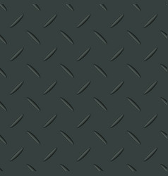 metal texture seamless pattern with sample in vector image