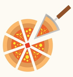 piz vector image