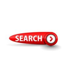 serch button vector image