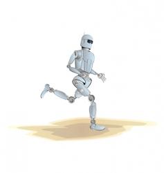 Robot jogging vector