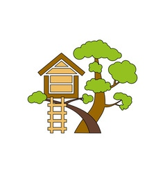 Tree-house-380x400 vector