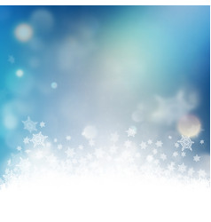 christmas greeting card with copyspace eps 10 vector image vector image