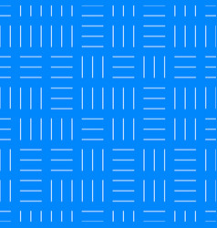 Seamless geometric pattern - dash texture bright vector