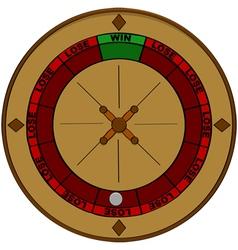Gambling odds vector