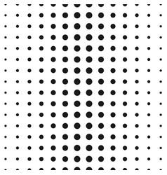 Half tone circles pattern halftone dots texture vector