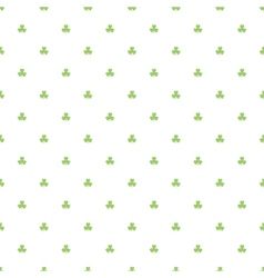 Day patrick festive background pattern green vector