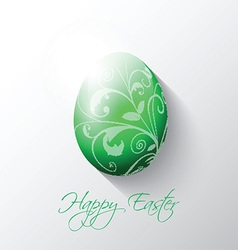 easter egg background 0303 vector image