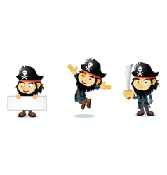 Pirates 1 vector image vector image