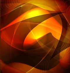 Light abstract vector
