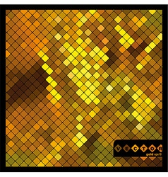 gold eps vector image vector image