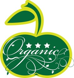 organic4 vector image vector image