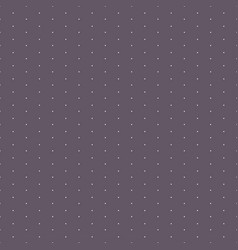 Seamless dotted pattern - minimalistic background vector