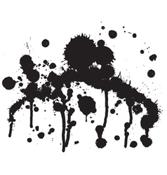Paintsplatter4 vector