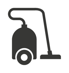 Vaccum cleaner isolated icon design vector