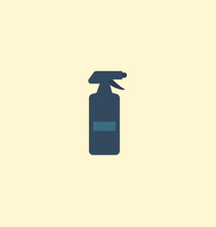 Flat icon spray element of vector