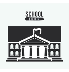 School icon design vector