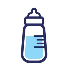 baby bocice lienar8 vector image