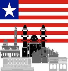 Liberia vector