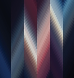 Zig-zag background olorful abstract vector image vector image