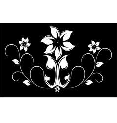 Sleep-flower vector
