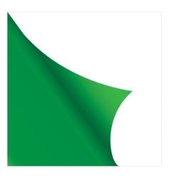 Green sicker vector