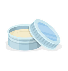 after shave creambarbershop single icon in vector image