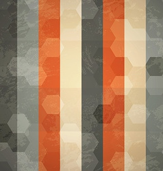 line grunge seamless pattern vector image
