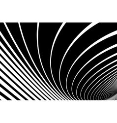 Twisting lines background vector