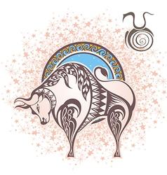 Taurus vector image