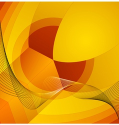 Abstract decorative background composition vector