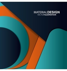 Material background design vector