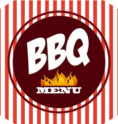 Bbq label vector