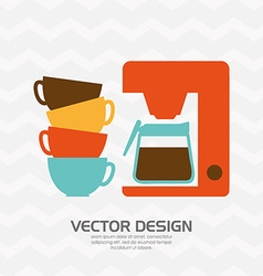 Kitchen utensils design vector