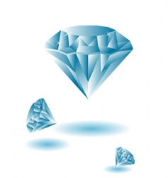 Diamond jewels vector