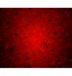 Merry Christmas holidays red 1 vector image vector image