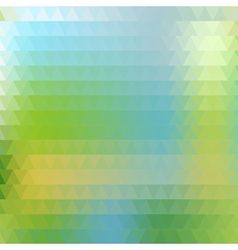 Mosaic geometry abstract background vector image vector image