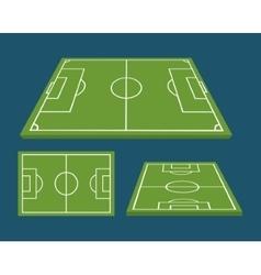 League of soccer sport design vector