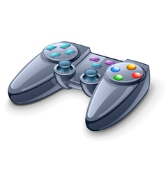 gamepad vector image vector image