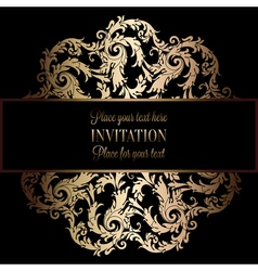 Invitation decorative mandala 03 vector